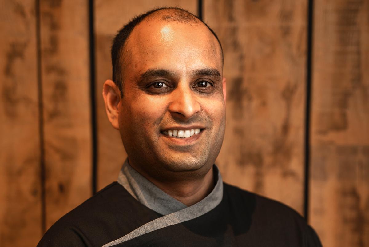 mr todiwala's kitchen head chef Rajesh