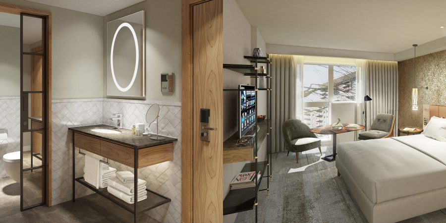 Lincoln Plaza Rooms