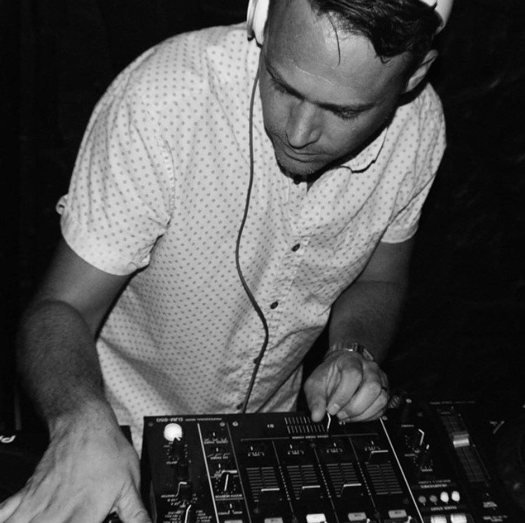 Our resident DJ Dan Corsi every Friday in Jack Speak