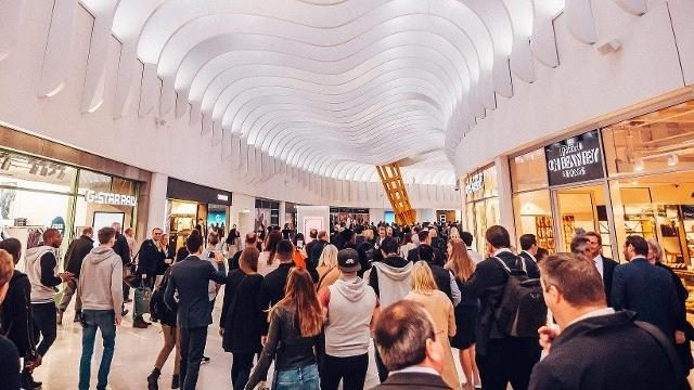 icon shopping centre